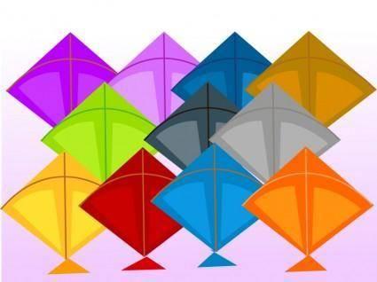 free vector Kite Shop