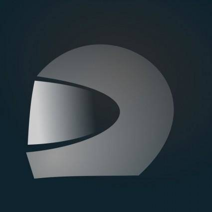 free vector Helmet Icon