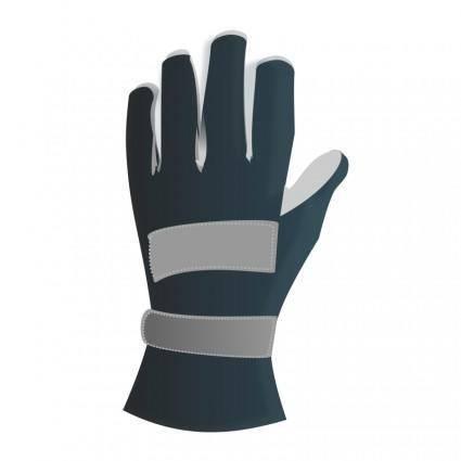free vector Racing gloves