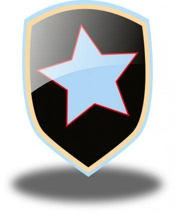 free vector Sheild icon