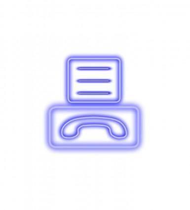 Neon_fax_icon