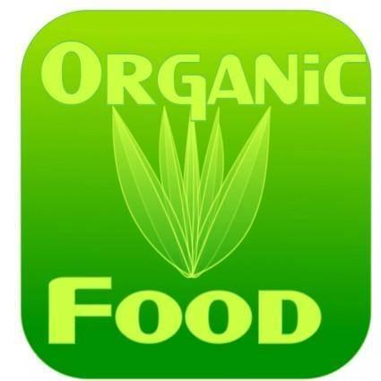 free vector Organic food label