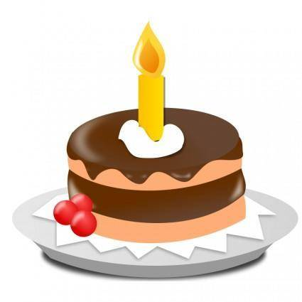 free vector Birthday Icon