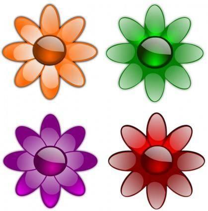 Gloss Flowers-1