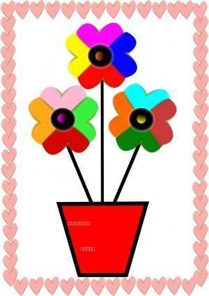 Flowers, Hearts
