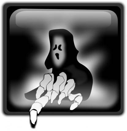 free vector Halloween Ghost