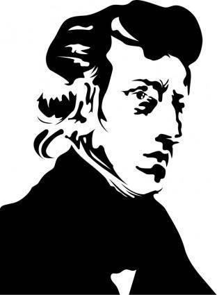 Fryderyk Chopin Portrait 2