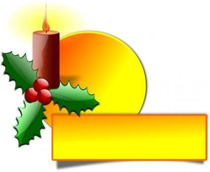 free vector Christmas L2