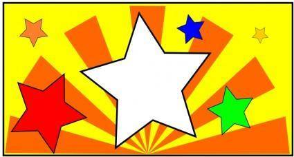 free vector The Star