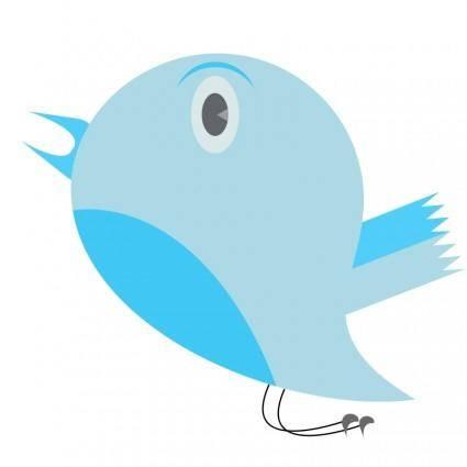 free vector Bluebird