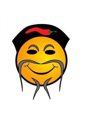 Chinese Cook Smiley