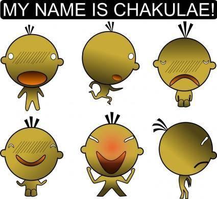 free vector Chakulae!