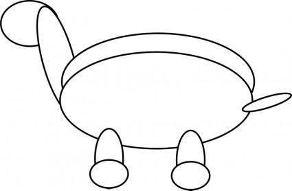 free vector TortoiseStage1