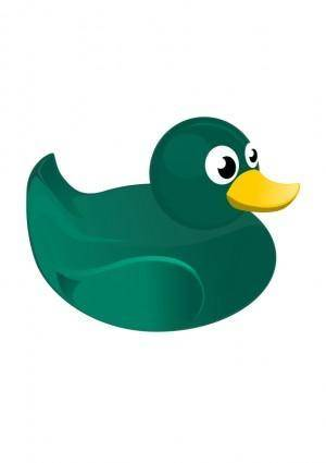 free vector Rubber Duck