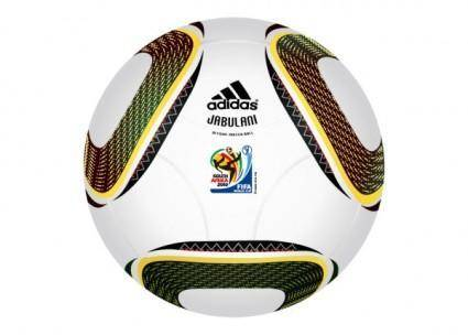 free vector 2010 world cup south africa special ball vector