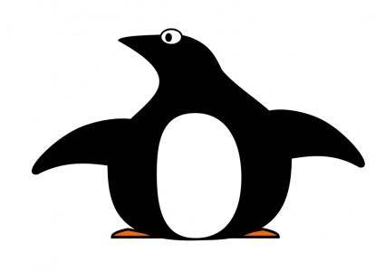 free vector Penguin