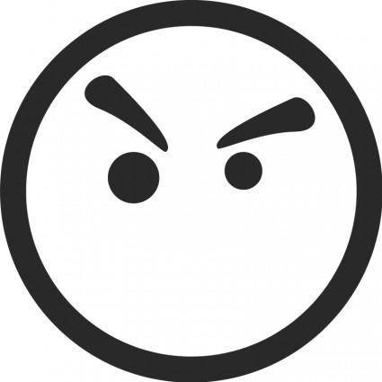 free vector Face symbol