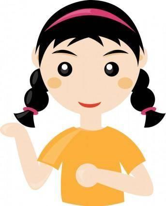 Cute girl2