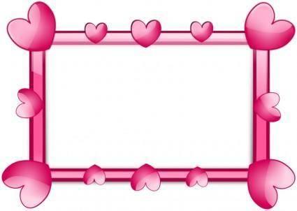 Pink 2 Frame