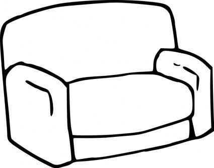 free vector Sofa