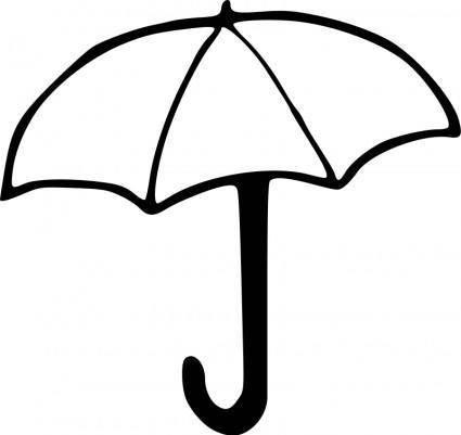 free vector Umbrella