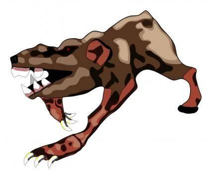 free vector Rat Animal