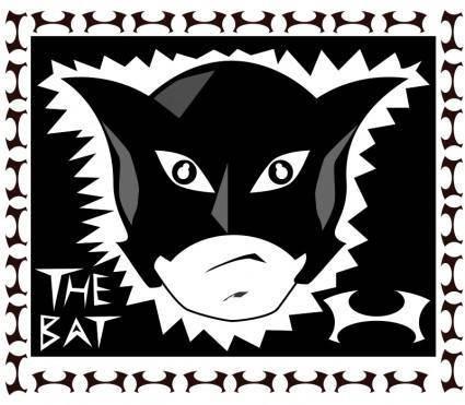 free vector The bat!