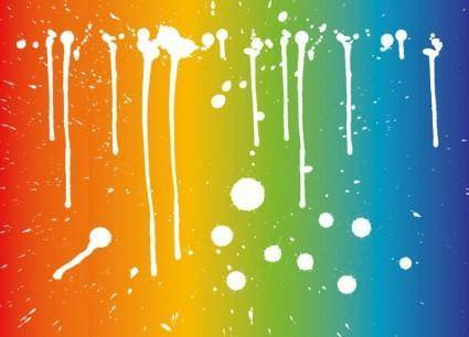 free vector Rainbow Freedom