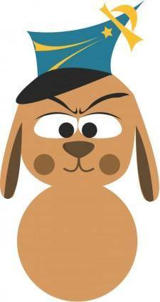 Cute dog avatar