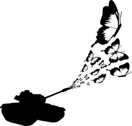 Butterfly tank