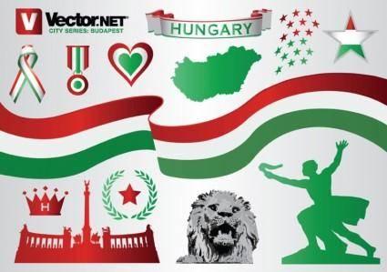 free vector Budapest Hungary Graphics