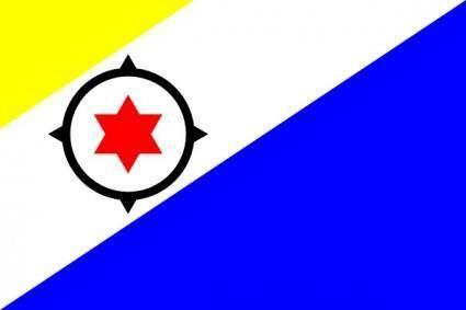 free vector Flag Of Bonaire clip art