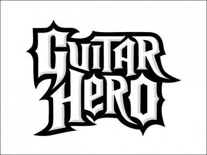 free vector Guitar Hero Logo