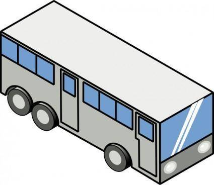 free vector Bus clip art