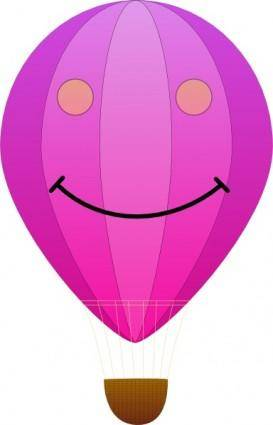 Maidis Hot Air Balloons clip art