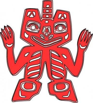 Indian Symbol clip art