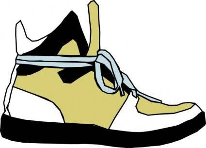 Shoes Sneaker clip art