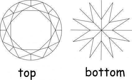 Geometrical Shape clip art