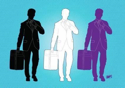 Business Man Graphics