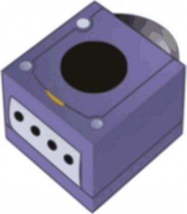 Gamecube clip art