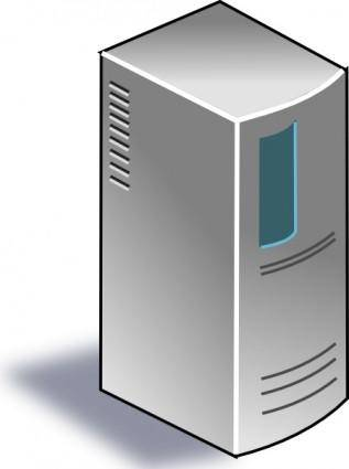Network Server clip art