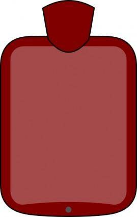 free vector Karderio Hot Water Bottle clip art