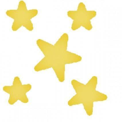 free vector Stars clip art