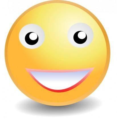 free vector Face Smiling clip art