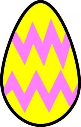 free vector Easter Egg clip art