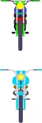 free vector Artfloid Motos De Face clip art