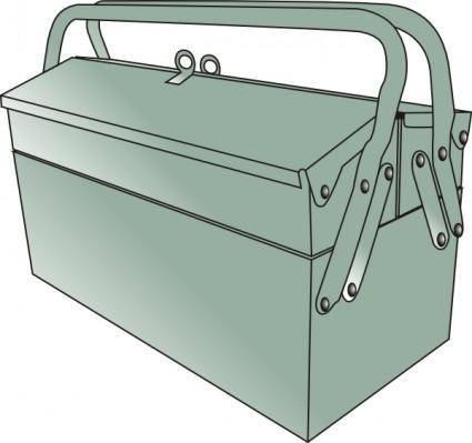 Toolbox clip art