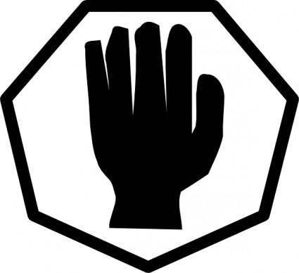 Missiridia Universal Wait Symbol clip art