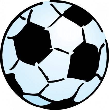 Advoss Soccer Ball clip art