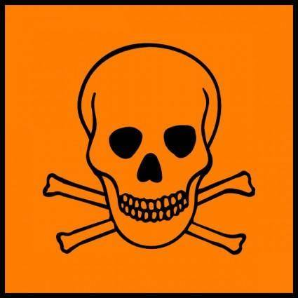 free vector Hazard Sign clip art